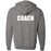 CF 88 - 201 - Standard - Coach - Independent - Hooded Pullover Sweatshirt