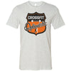 CrossFit Optimistic - 100 - Crest - Bella + Canvas - Men's Short Sleeve Jersey Tee