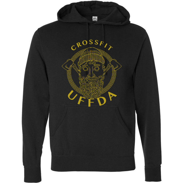 CrossFit UFFDA - 100 - Paul - Independent - Hooded Pullover Sweatshirt