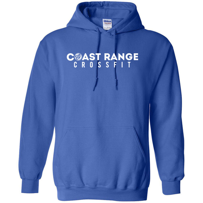 CrossFit Coast Range - 100 - O - Gildan - Heavy Blend Hooded Sweatshirt