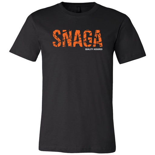 CrossFit Snaga - 200 - Grit & Heart - Bella + Canvas - Men's Short Sleeve Jersey Tee
