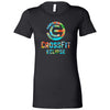 CrossFit Eclipse - 100 - Tropical - Bella + Canvas - Women's The Favorite Tee