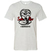 Snake River CrossFit - 100 - Cobra Kai - Bella + Canvas - Men's Short Sleeve Jersey Tee