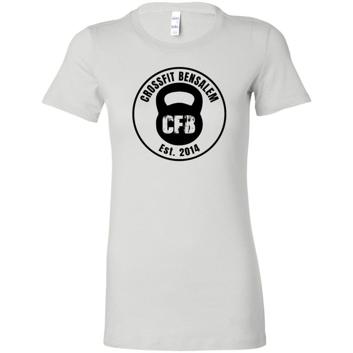 Crossfit Bensalem - 100 - Standard - Bella + Canvas - Women's The Favorite Tee