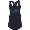 CrossFit Saint Simons - 100 - Blue - Next Level - Women's Ideal Racerback Tank