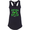 Steel Mill CrossFit Fleming Island - 100 - Beast Mode - Next Level - Women's Ideal Racerback Tank