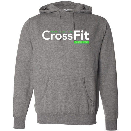 Port Coquitlam CrossFit - 100 - Standard - Independent - Hooded Pullover Sweatshirt