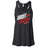 CrossFit L'Engrenage - 100 - 2020 Open - Bella + Canvas - Women's Flowy Racerback Tank