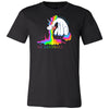 Crossfit 1926 - 200 - Unicorn - Bella + Canvas - Men's Short Sleeve Jersey Tee