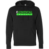 Elemental CrossFit - 201 - Standard - Independent - Hooded Pullover Sweatshirt