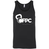CrossFit Pell City - 100 - White - Bella + Canvas - Men's Jersey Tank