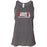 CrossFit Iron Flag - Athletic Performance - Bella + Canvas - Women's Flowy Racerback Tank