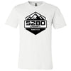 5280 CrossFit - 100 - Standard - Bella + Canvas - Men's Short Sleeve Jersey Tee