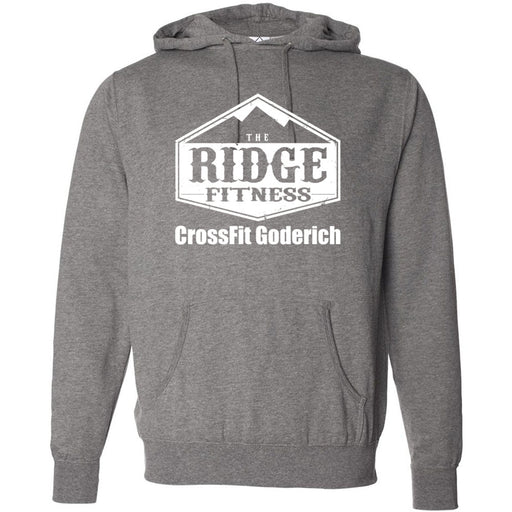 CrossFit Goderich - 100 - Standard - Independent - Hooded Pullover Sweatshirt