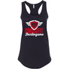 CrossFit Burlingame - 100 -  Script - Next Level - Women's Ideal Racerback Tank