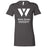 Wells Street CrossFit - 100 - Stacked - Bella + Canvas - Women's The Favorite Tee