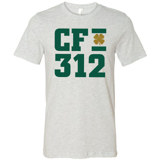 CrossFit 312 - 200 - St. Paddy - Bella + Canvas - Men's Short Sleeve Jersey Tee