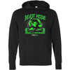 Steel Mill CrossFit Fleming Island - 100 - Beast Mode - Independent - Hooded Pullover Sweatshirt