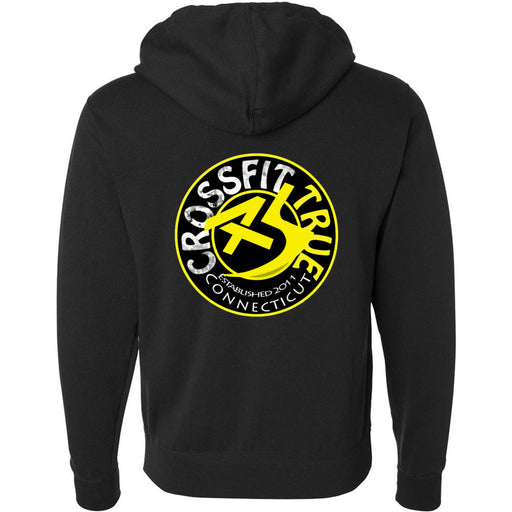 CrossFit True - 201 - True - Independent - Hooded Pullover Sweatshirt