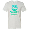 CrossFit Eclipse - 100 - Summer - Bella + Canvas - Men's Short Sleeve Jersey Tee