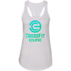 CrossFit Eclipse - 100 - Summer - Next Level - Women's Ideal Racerback Tank