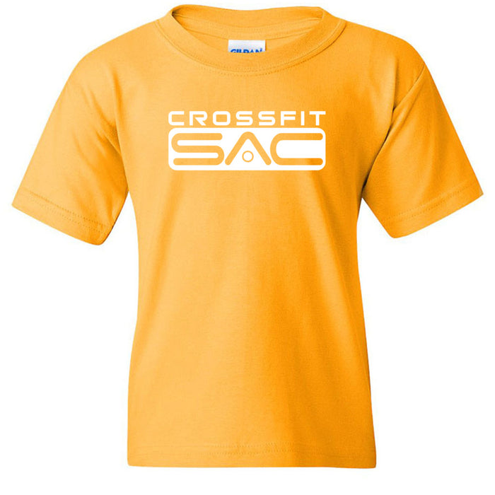 CrossFit SAC - 100 - One Color - Gildan - Heavy Cotton Youth T-Shirt