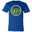 CrossFit 1827 - 100 - Standard - Bella + Canvas - Men's Short Sleeve Jersey Tee