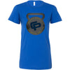 CrossFit Perryville - 100 - Kettlebell - Bella + Canvas - Women's The Favorite Tee