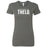 CrossFit Thelo - 100 - Stacked - Bella + Canvas - Women's The Favorite Tee