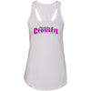 Ahwatukee CrossFit - 100 - Stacked - Next Level - Women's Ideal Racerback Tank