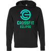 CrossFit Eclipse - 100 - Summer - Independent - Hooded Pullover Sweatshirt