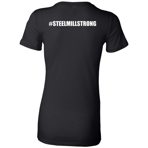 Steel Mill CrossFit Fleming Island - 200 - Strong - Bella + Canvas - Women's The Favorite Tee