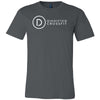 Dignified CrossFit - 100 - Stacked - Bella + Canvas - Men's Short Sleeve Jersey Tee