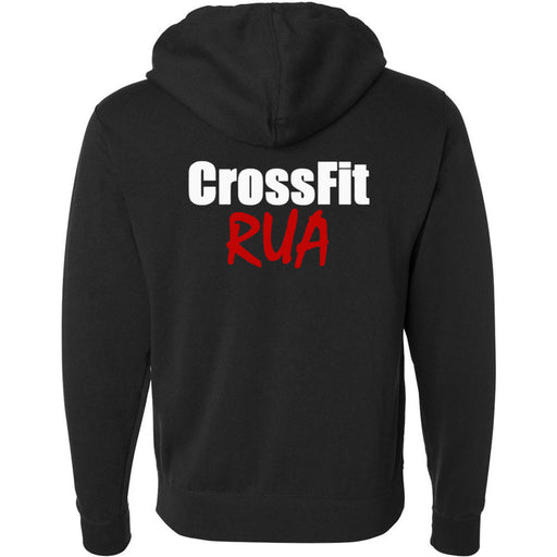 CrossFit Rua - 201 - 2 Sided Prints - Independent - Hooded Pullover Sweatshirt