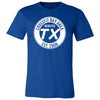 CrossFit Bay Area - 100 - Standard - Men's Short Sleeve Jersey Tee