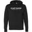 Coast Range CrossFit  - 100 - O - Hooded Pullover Sweatshirt