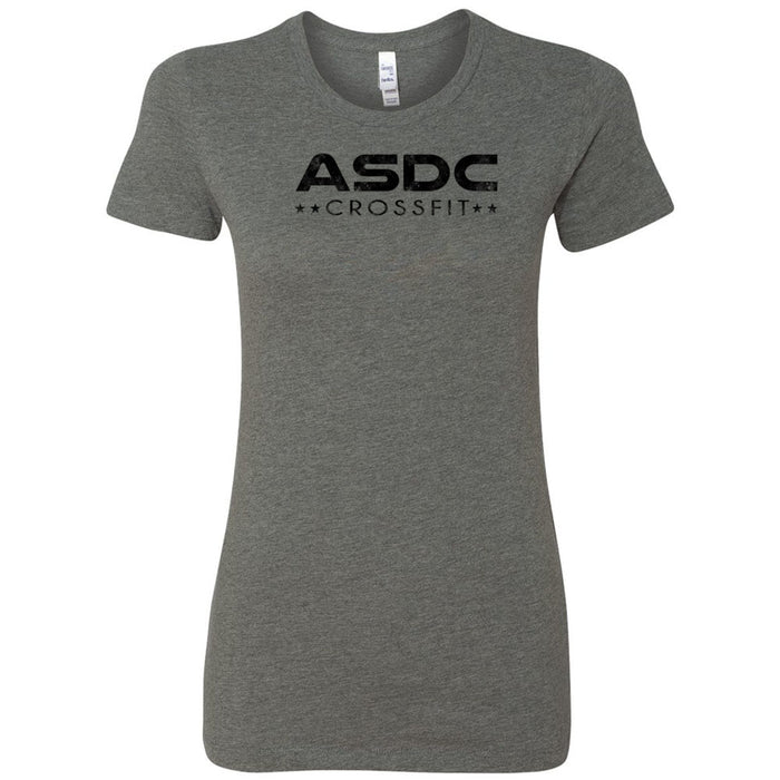 ASDC CrossFit - 200 - Stacked - Bella + Canvas - Women's The Favorite Tee