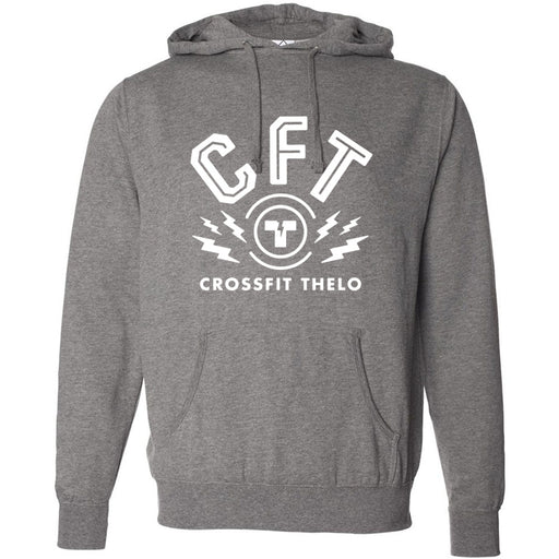 CrossFit Thelo - 100 - CFT - Independent - Hooded Pullover Sweatshirt