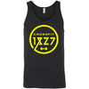 CrossFit 1827 - 100 - Standard - Bella + Canvas - Men's Jersey Tank