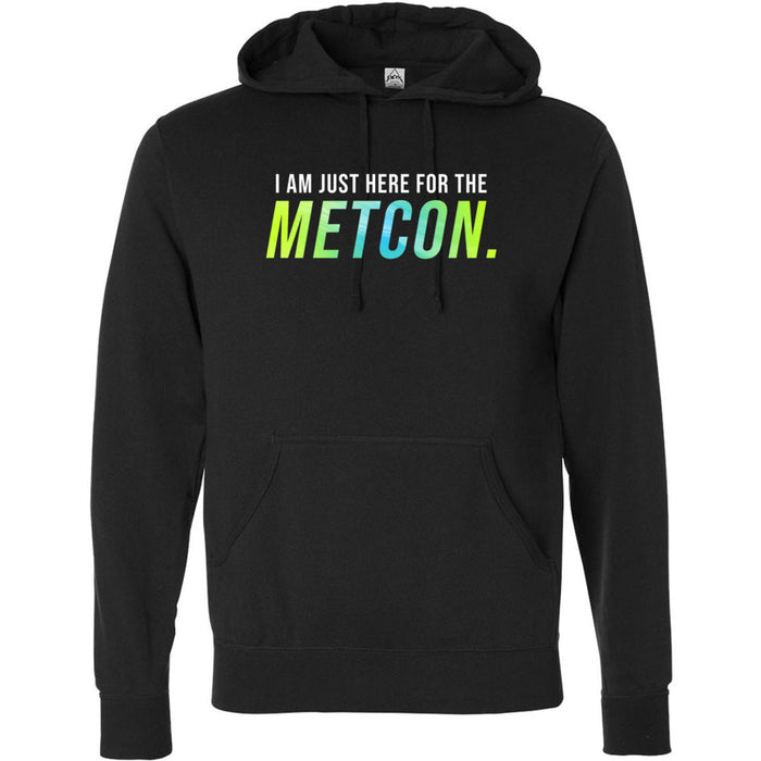 AMP Premium - 100 - Metcon-a-holic - Independent - Hooded Pullover Sweatshirt