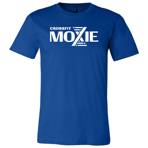 CF Moxie - 200 - Coach - Bella + Canvas - Men's Short Sleeve Jersey Tee