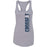CrossFit Mildura - 100 - Clairvoyance - Next Level - Women's Ideal Racerback Tank