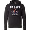 Wells Street CrossFit - 100 - DaBars - Independent - Hooded Pullover Sweatshirt