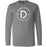 Dignified CrossFit - 100 - Standard - Bella + Canvas 3501 - Men's Long Sleeve Jersey Tee