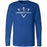 CrossFit Logan - 100 - Crest - Bella + Canvas 3501 - Men's Long Sleeve Jersey Tee