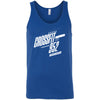 CrossFit 952 - 100 - 2020 Open One Color - Bella + Canvas - Men's Jersey Tank