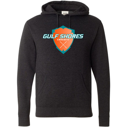 Gulf Shores CrossFit - 100 - Standard - Independent - Hooded Pullover Sweatshirt