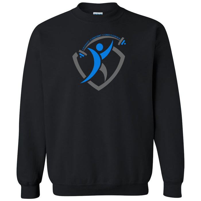 CrossFit Constant Conditioning - 100 - Design 2 - Gildan - Heavy Blend Crewneck Sweatshirt