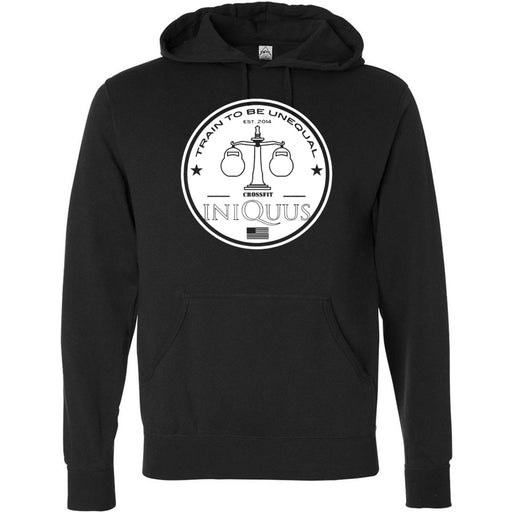 CrossFit Iniquus - 201 - Standard - Independent - Hooded Pullover Sweatshirt