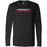 CrossFit Code Red - 100 - Standard - Bella + Canvas 3501 - Men's Long Sleeve Jersey Tee